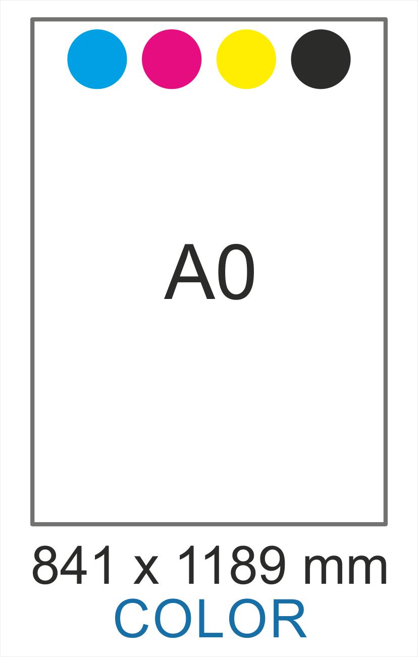 A0 color