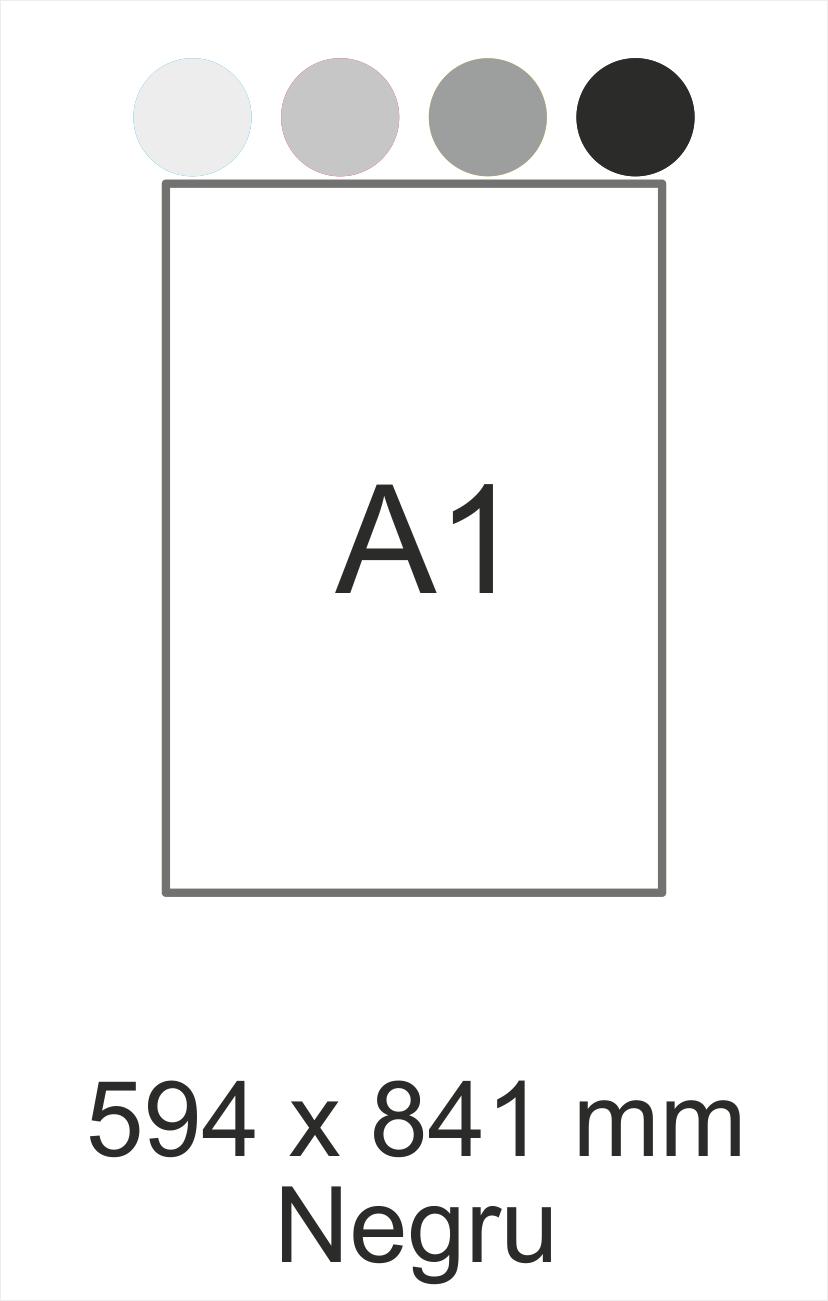 A1 negru