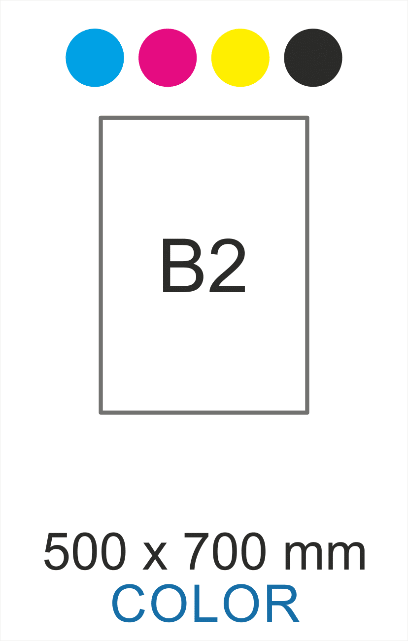 B2 color