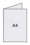 A3 pliat la A4