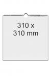 Calendar perete 31 x 31 cm