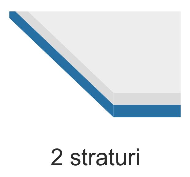 2 straturi