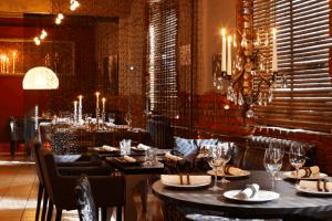 Baruri și Restaurante