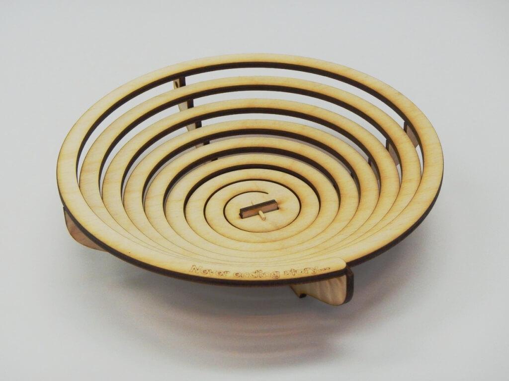antrenament în vederea spirală)